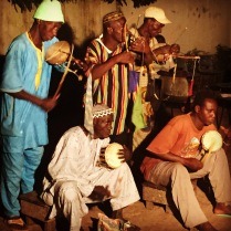 Traditional Fula Musicians