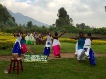 Tradionnal dancers