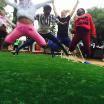 Jump of joy :)