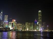 Pit stop in Hong Kong!