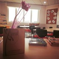 Bienvenue dans ma classe!