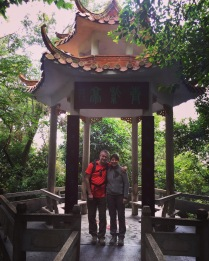My parents in Dongguan
